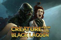 """Ken je de film """"Creature from the Black Lagoon""""📽?  NetEnt heeft het gelijknamig online spel🎰 met een film uit 1954 als basisachtergrond verzonnen💬.  De spannende en angstaanjagende geluidseffecten🔊 gaan perfect samen met bonus spel of gratis spins🎲. Als resultaat heeft je interessante online spel ten opzichte van anderen🎮."""