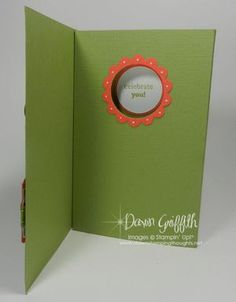 Dawns Stamping Thoughts 3D Card