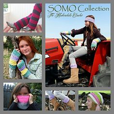 Ravelry: SOMO Collection eBook - patterns