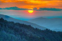 Morton Sunset   Flickr - Photo Sharing!