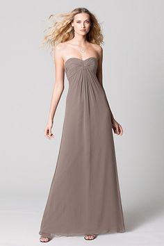 Wtoo Maids Dress 389 Stone   Watters.com