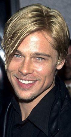 Brad Pitt -- cute
