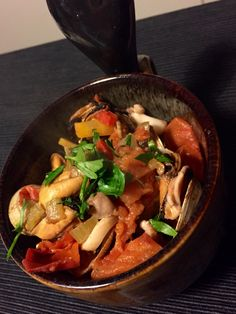 #Zuppa di pesce ...  Power #onlycusustyle