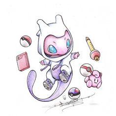 Mew pokemon