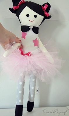 Baletnica, lalka
