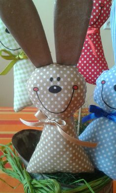 Textiles, Baby Quilts, Christmas Diy, Diy Crafts, Sewing, Bunny, Baby Dolls, Gatos, Easter