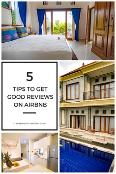 How to Get Good Reviews on AirBNB | Family Travel Blog | Transparent Travelers