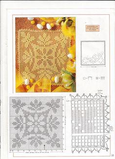 1000 Mailles Nomero special hors-serie Le crochet facile3