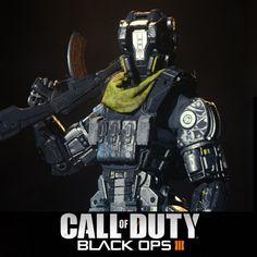 Call of Duty: Black Ops 3 - REAPER, Peter Zoppi on ArtStation at https://www.artstation.com/artwork/LB2n5