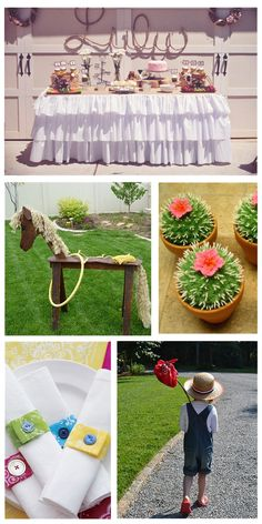 Wild-West- Cowgirl-birthday-party-ideas