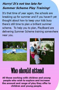 PlayBoard Summer sch