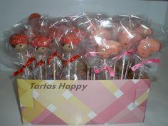 Tartas Happy: cakepops