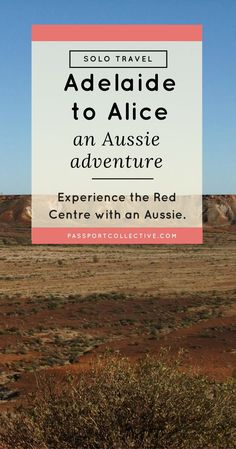 Passport Collective I Outback I Travel Guide I Uluru I Australia