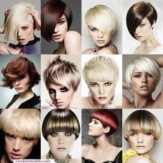 Trendy hairstyles for short hair 2013 | Hair Styles & Haircuts & Hair Color