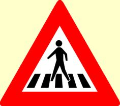 An overview of the warning signs of Netherlands. Learn all traffic signs with the free practice questions. All Traffic Signs, Road Texture, Busy Book, Warning Signs, Illustrations And Posters, Clip Art, Eid, Transportation, Education