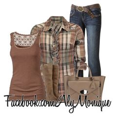 Untitled #1561 by alysfashionsets on Polyvore featuring polyvore fashion style BKE Fat Face Wallflower Frye Mulberry