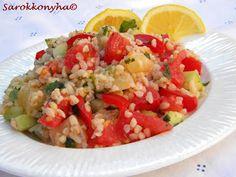 Sarokkonyha: Arab saláta