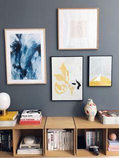 Living Room Designs, Living Spaces, Ikea Eket, Kidsroom, Creative Design, Sweet Home, Gallery Wall, Room Decor, House Design