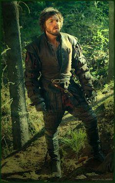 Tom burke as Athos in the Musketeers ❤️