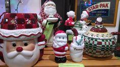 So you like Santa!  We have lots of Santa's!