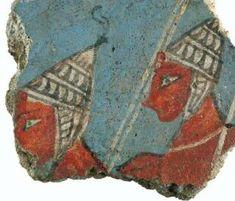 Warrior fresco, Orchomenos