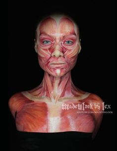 16 Sinister Halloween Makeup Tutorials to Scare You Out of Your Skin