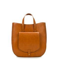 Zara Bag- Leather Bag