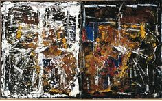 Jean-Paul Riopelle - Internationally-acclaimed Canadian painter of the century Modern Art, Contemporary Art, Canadian Painters, Yorkie, All Art, Book Art, My Favorite Things, History, Drawings