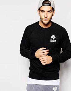 Agrandir Franklin & Marshall Classic Crew Neck Sweatshirt