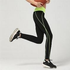 [ 65% OFF ] Magical Key Women Nylon Sports Pants Lady Running Tights Women Fitness Gym Exercise Sports Quick Dry Legging Plus Size