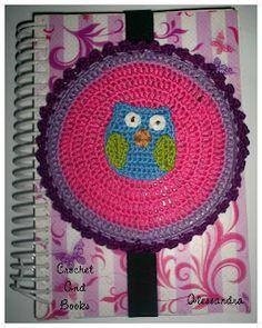 Crochet and Books: Corujinha