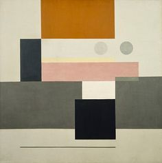 Composition 14 (Friedrich Vordemberge-Gildewart, 1925)