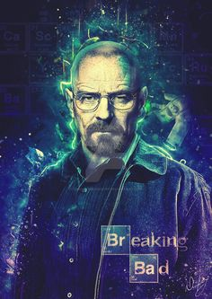 Breaking Bad (Walter White) by Convalescence101                                                                                                                                                      More