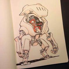 Jake Parker Bot