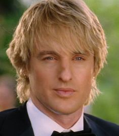 Owen Wilson - met him when they were filming the movie in Madison!
