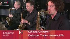 Kohberg-Orchester Ankündigung im WDR (Mai 2014)