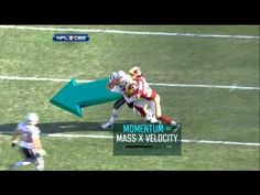 ESPN Sport Science Play of the Week - Rob Gronkowski, New England Patriots Tight End