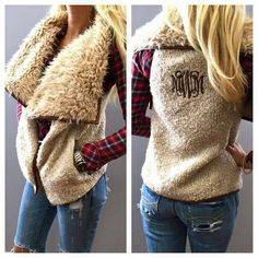 Pre-order Round 2!  This adorable faux fur vest fits true to size! I recommend ordering the size you normally wear. Unfortunately, I do not