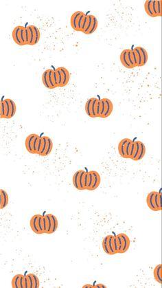 Cute Fall Wallpaper, Wallpaper Free, Halloween Wallpaper Iphone, Holiday Wallpaper, Cute Patterns Wallpaper, Iphone Background Wallpaper, Aesthetic Iphone Wallpaper, Aesthetic Wallpapers, October Wallpaper