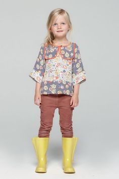 Gap Kids | Fun rain boots add character and a pop of color to your child's portrait!