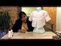 Torerito Martha - Gancho Fácil - Tejiendo con Laura Cepeda - YouTube