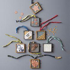 Set Of Six Mini Kiko Frames