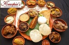 Sumptuous Bengali Thalas for 2 Persons at Kewpies Calcutta