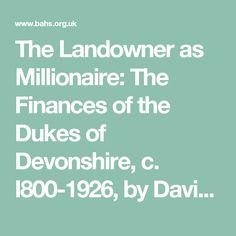 The Landowner as Mil