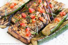 Simple, flavorful dinner in minutes! Wonderful recipe for grilled swordfish for your busy weeknight dinner.