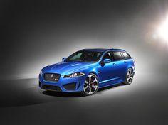 Jaguar XFR-S Sportbrake set for Geneva Motor Show