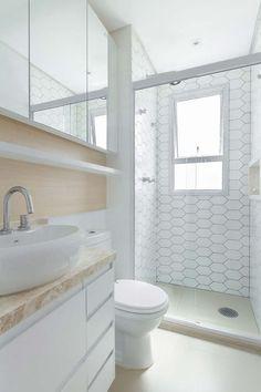 Bathroom Design Small, Bathroom Interior Design, Bathroom Styling, Ensuite Bathrooms, Bathroom Renovations, Home Remodeling, Dream Rooms, Beautiful Bathrooms, Bathroom Furniture