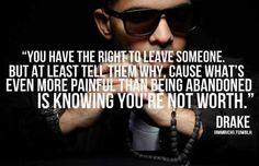 I love drake quotes