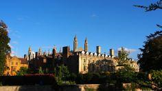Cambridge - Clare's College