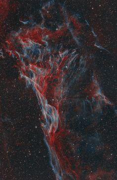 Sus Alargadas Nubes De Gas Ardiente La Nebulosa De Veil Aun Son Visibles Desde Aqui A   Anos Luz De Distancia